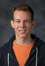 Sean Metzger portrait